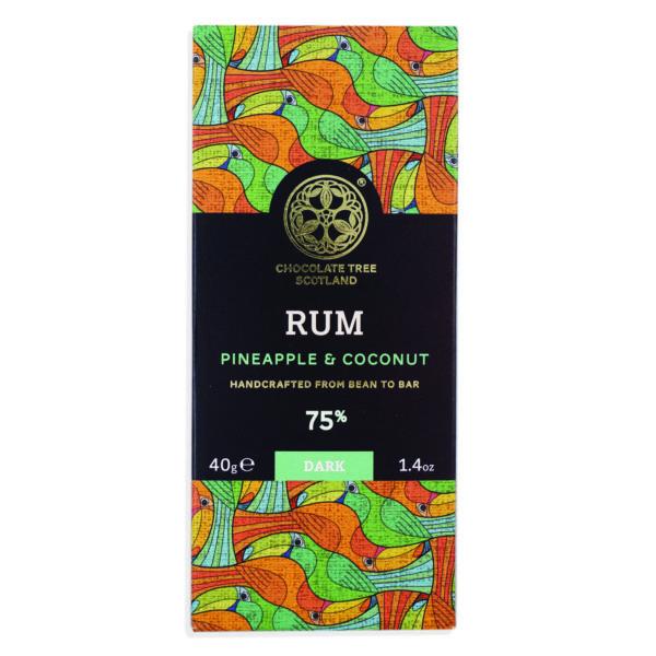 rum coco pina